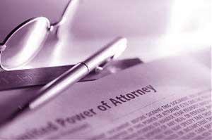 Online Power of Attorney