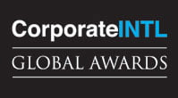 Corporate INTL Global Awards Winner