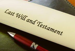 Wills and Deceased Estate
